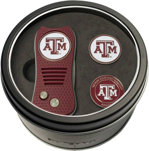 Team Golf Texas A&M Aggies Switchfix Divot Tool and Ball Markers Set product image