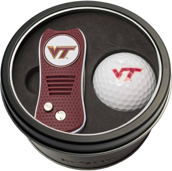 Team Golf Virginia Tech Hokies Switchfix Divot Tool and Golf Ball Set product image