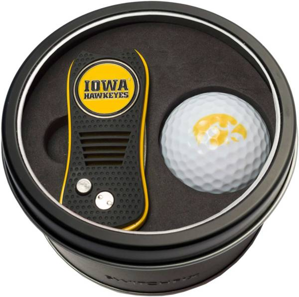 Team Golf Iowa Hawkeyes Switchfix Divot Tool and Golf Ball Set product image