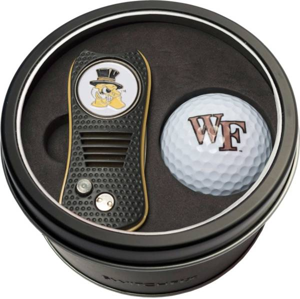 Team Golf Wake Forest Demon Deacons Switchfix Divot Tool and Golf Ball Set product image