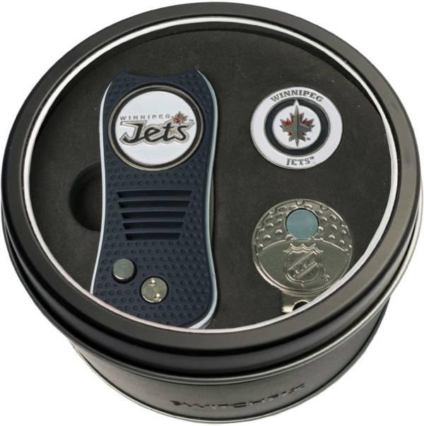 Team Golf Winnipeg Jets Switchfix Divot Tool and Cap Clip Set product image