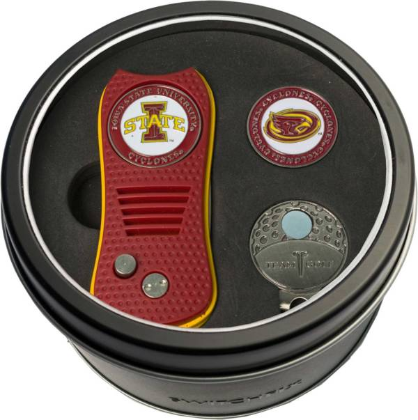 Team Golf Iowa State Cyclones Switchfix Divot Tool and Cap Clip Set product image