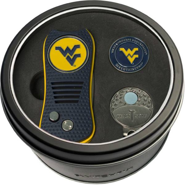 Team Golf West Virginia Mountaineers Switchfix Divot Tool and Cap Clip Set product image