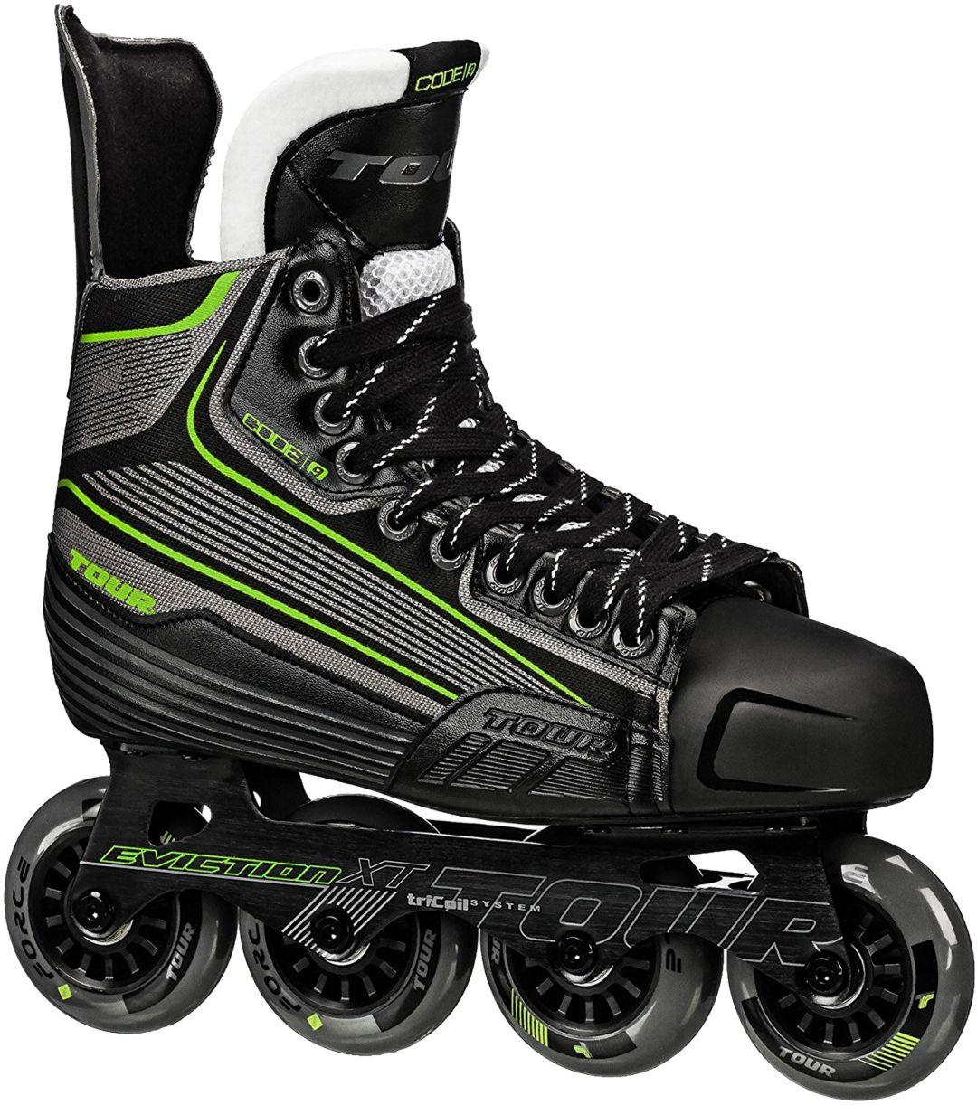 Tour Senior Code 9 Roller Hockey Skates Dick S Sporting Goods