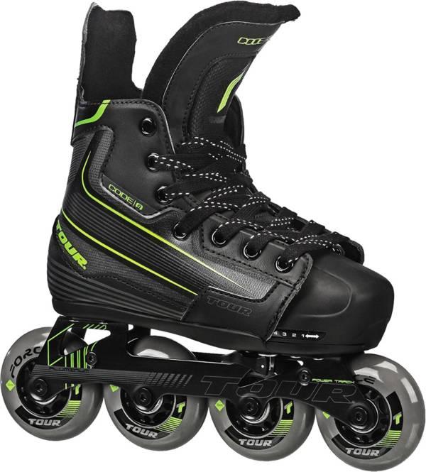 Tour Youth Code 9 Adjustable Roller Hockey Skates product image