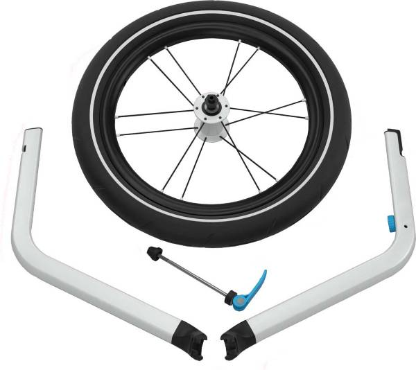 Thule Chariot Double Bike Trailer/Stroller Jogging Kit product image