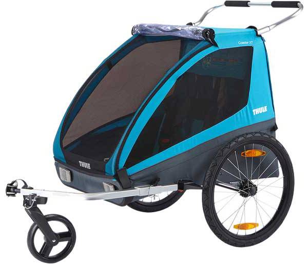Thule Coaster XT Bike Trailer and Stroller product image
