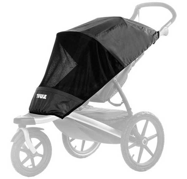 Thule Glide/Urban Glide Jogging Stroller Mesh Cover product image