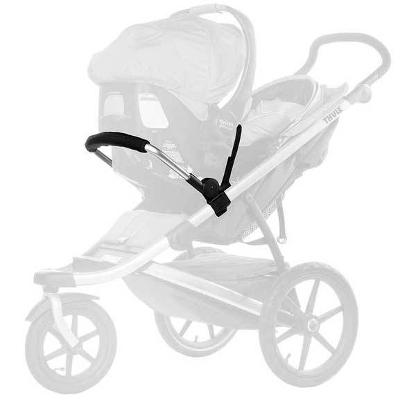 Thule Glide/ Urban Glide Infant Car Seat Adapter product image