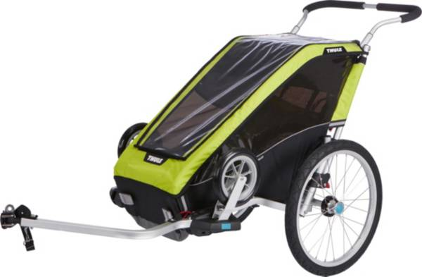 Thule Chariot Cheetah XT 1 Single Bike Trailer and Stroller product image