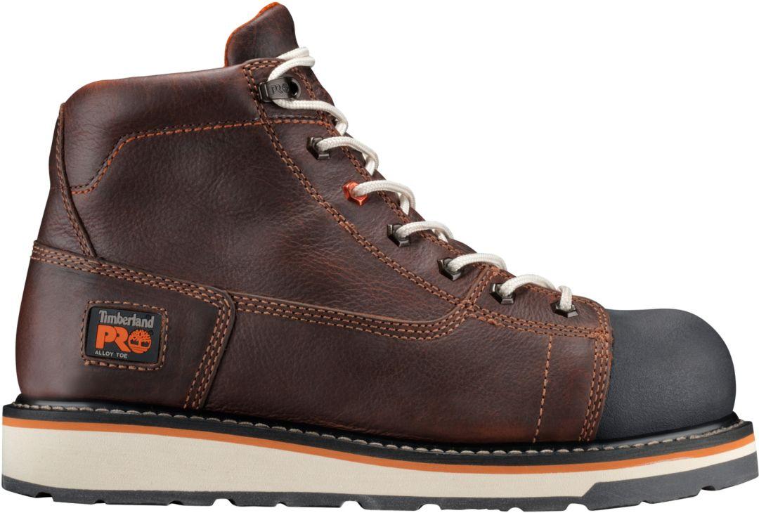 63c6e09dd6d Timberland PRO Men's Gridworks Alloy Toe 6'' Work Boots