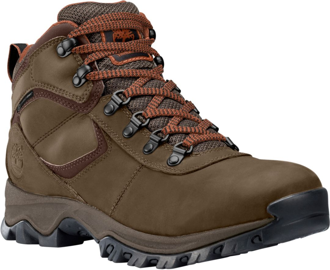 ac3ebcce679 Timberland Men's Mt. Maddsen Mid Waterproof Hiking Boots