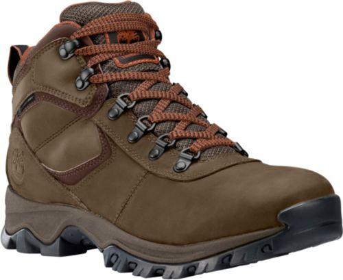 9efe01ddd1 Timberland Men s Mt. Maddsen Mid Waterproof Hiking Boots