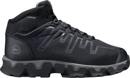 307c5289872 Timberland PRO Men s Powertrain Mid Alloy Toe EH Work Boots