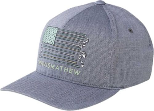 e0498788bdb TravisMathew Men s Fitzjohn Golf Hat. noImageFound. 1
