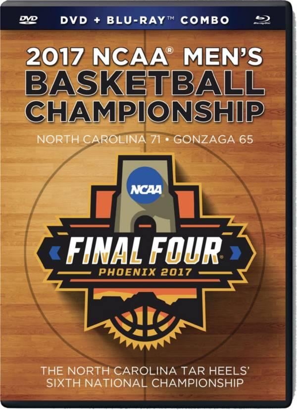 North Carolina Tar Heels 2017 NCAA Men's Basketball National Champions Blu-ray and DVD Combo product image