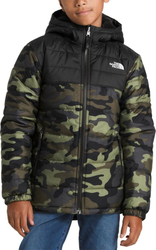 f44465571946 The North Face Boys  Mount Chimborazo Reversible Hoodie