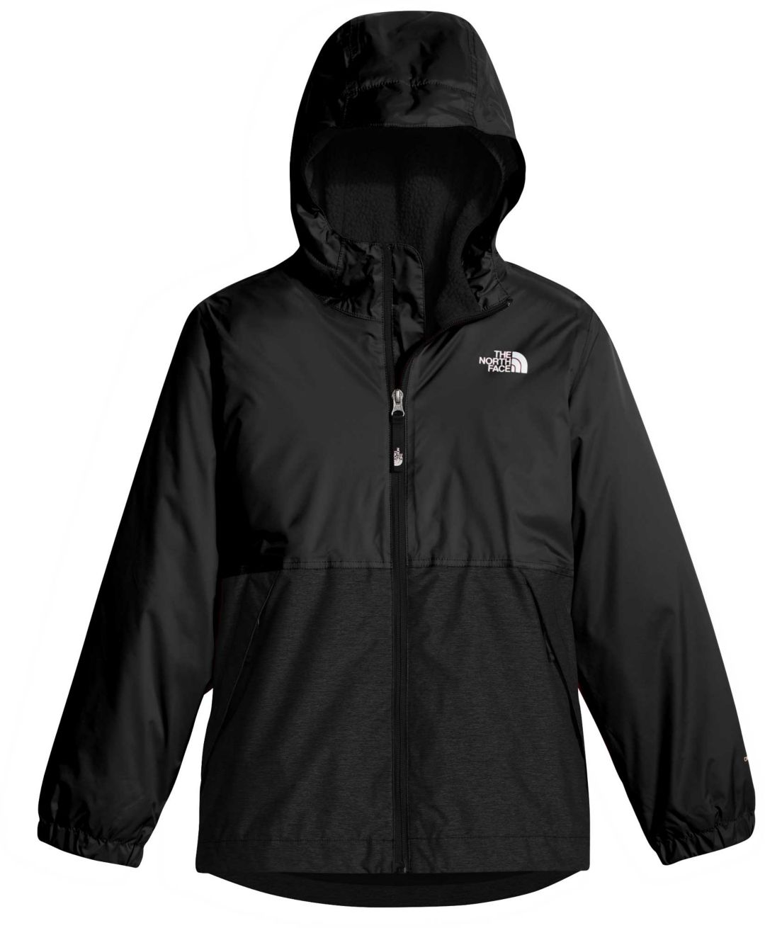 54a3c5cad The North Face Boys' Warm Storm Rain Jacket