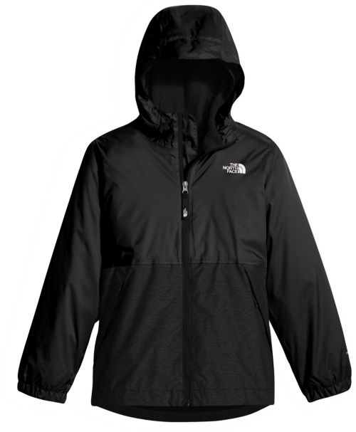 9832f9e12c The North Face Boys  Warm Storm Rain Jacket