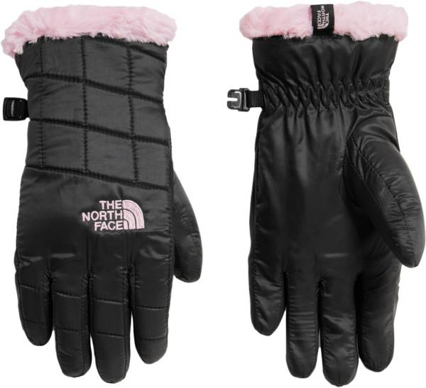 The North Face Girls' Mossbud Swirl Gloves product image