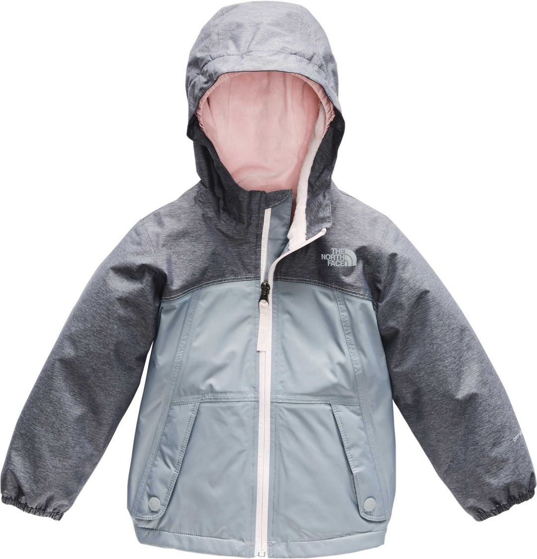 88bfb8009 The North Face Toddler Girls' Warm Storm Rain Jacket