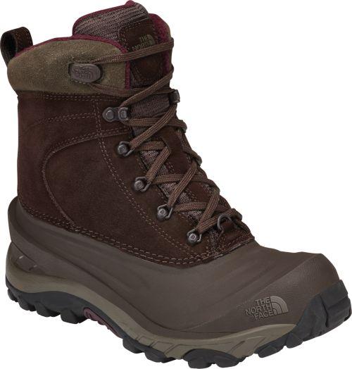 The North Face Men s Chilkat III 200g Waterproof Winter Boots ... d357aa21aacb
