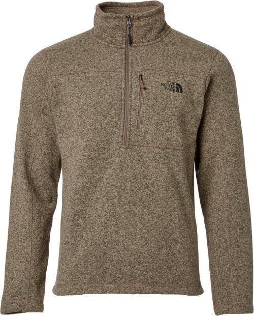 f8457089 The North Face Men's Gordon Lyons Quarter Zip Fleece Pullover ...