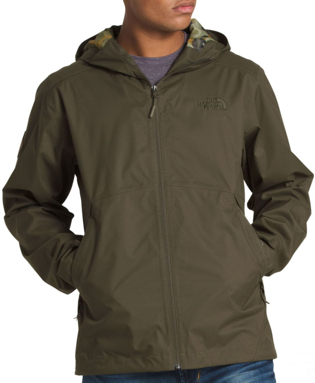 0dc57bac3c405 The North Face Men's Millerton Rain Jacket | DICK'S Sporting Goods