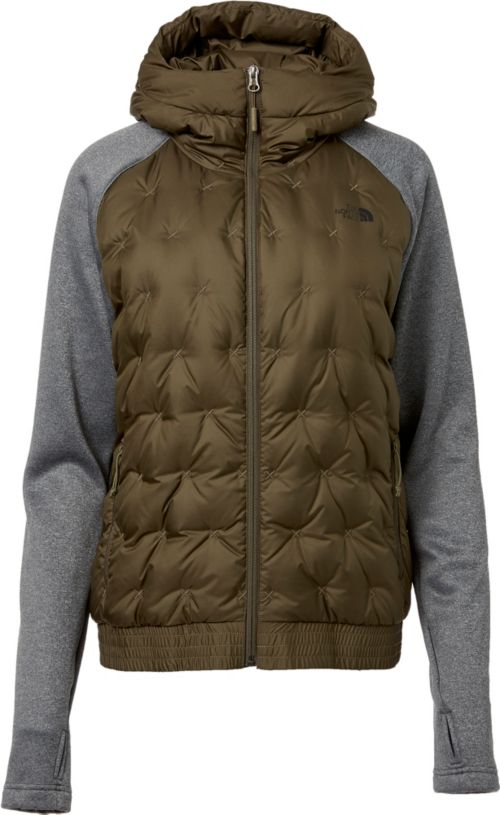 7068b1213094 The North Face Women s Mash-Up Bomber Down Jacket