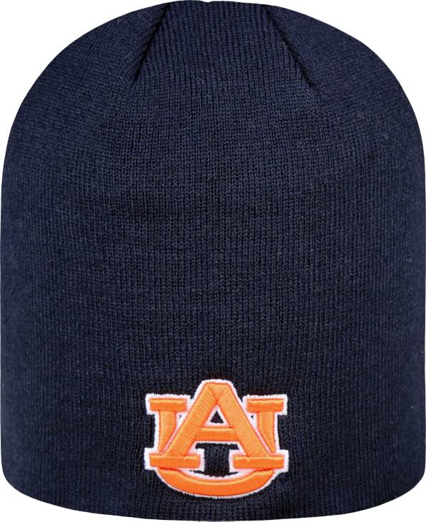 Top of the World Men's Auburn Tigers Blue TOW Classic Knit Beanie product image