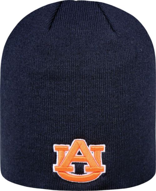 Top of the World Men s Auburn Tigers Blue TOW Classic Knit Beanie ... 91bb144c83b8
