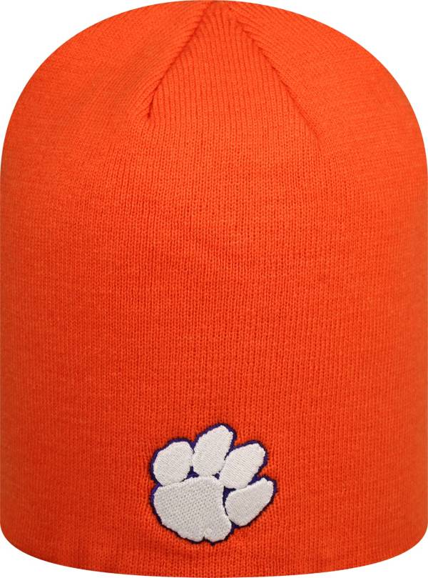Top of the World Men's Clemson Tigers Orange TOW Classic Knit Beanie product image