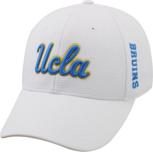 242a6642e Top of the World Men's UCLA Bruins White Booster Plus 1Fit Flex Hat.  noImageFound. Previous