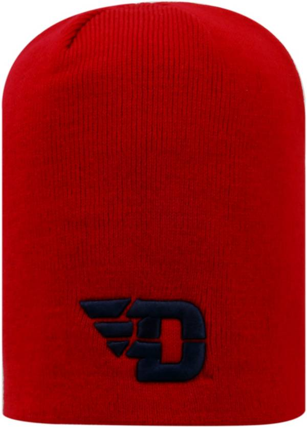 Top of the World Men's Dayton Flyers Red TOW Classic Knit Beanie product image