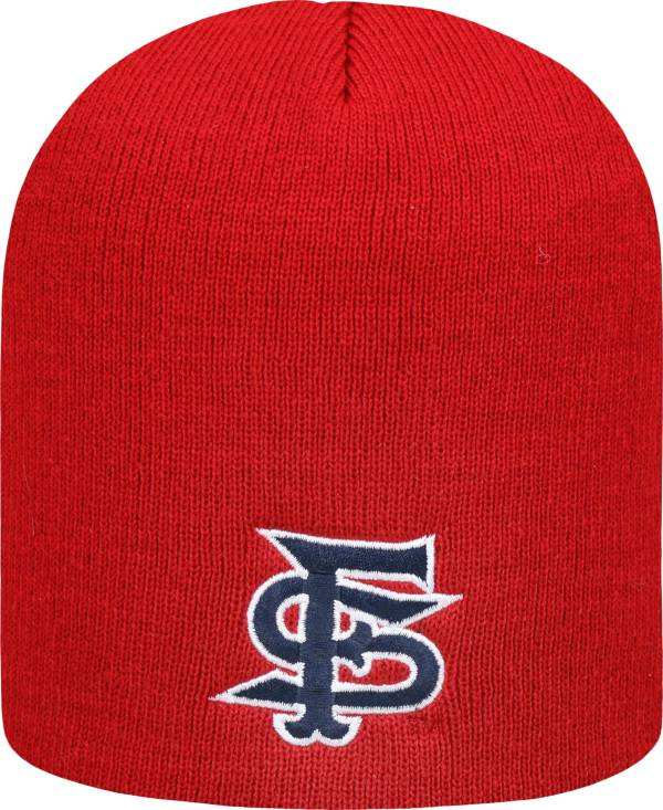 Top of the World Men's Fresno State Bulldogs Cardinal TOW Classic Knit Beanie product image