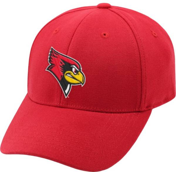 Top of the World Men's Illinois State Redbirds Red Premium Collection M-Fit Hat product image