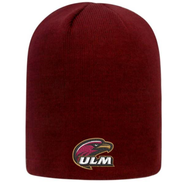 Top of the World Men's Louisiana-Monroe Warhawks Maroon TOW Classic Knit Beanie product image
