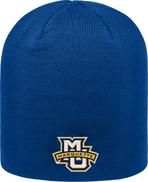 Top of the World Men's Marquette Golden Eagles Blue TOW Classic Knit Beanie product image