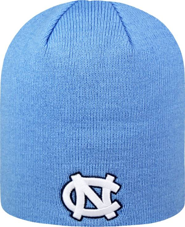 Top of the World Men's North Carolina Tar Heels Carolina Blue TOW Classic Knit Beanie product image