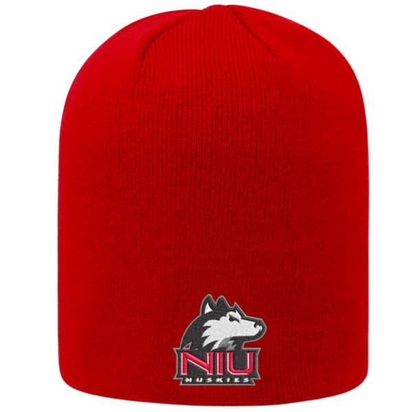 Top of the World Men's Northern Illinois Huskies Cardinal TOW Classic Knit Beanie product image
