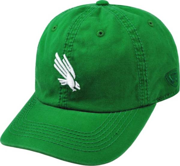 Top of the World Men's North Texas Mean Green Green Crew Adjustable Hat product image