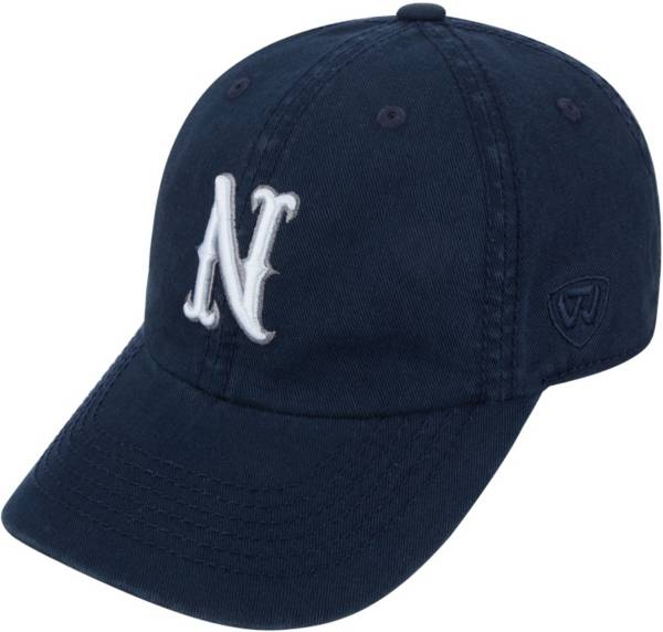 Top of the World Men's Nevada Wolf Pack Blue Crew Adjustable Hat product image