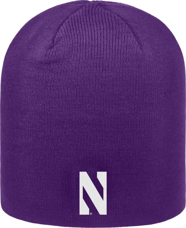 Top of the World Men's Northwestern Wildcats Purple TOW Classic Knit Beanie product image