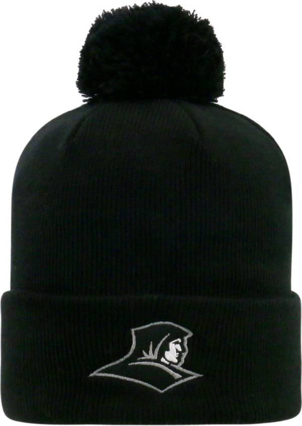 Top of the World Men's Providence Friars Black Pom Knit Beanie product image