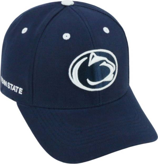Top of the World Men's Penn State Nittany Lions Blue Triple Threat Adjustable Hat product image