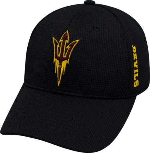 20826d3ebc9a1 Top of the World Men s Arizona State Sun Devils Black Booster Plus ...