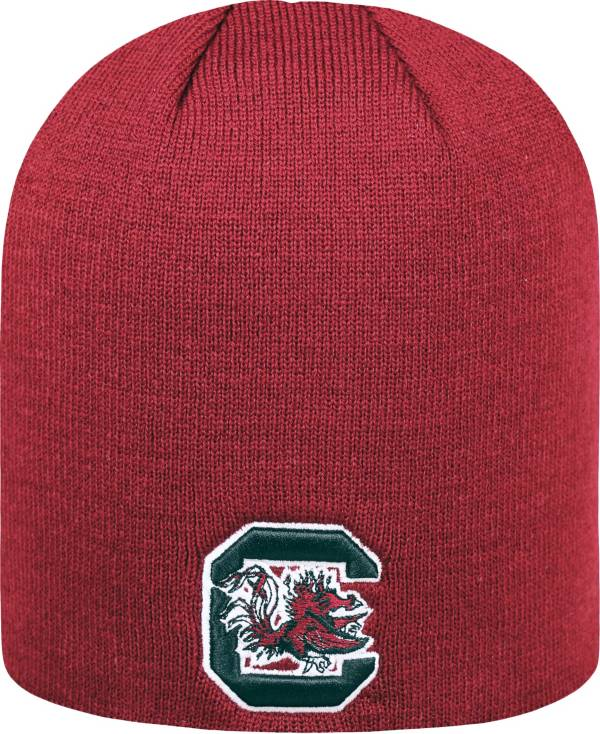 Top of the World Men's South Carolina Gamecocks Garnet TOW Classic Knit Beanie product image