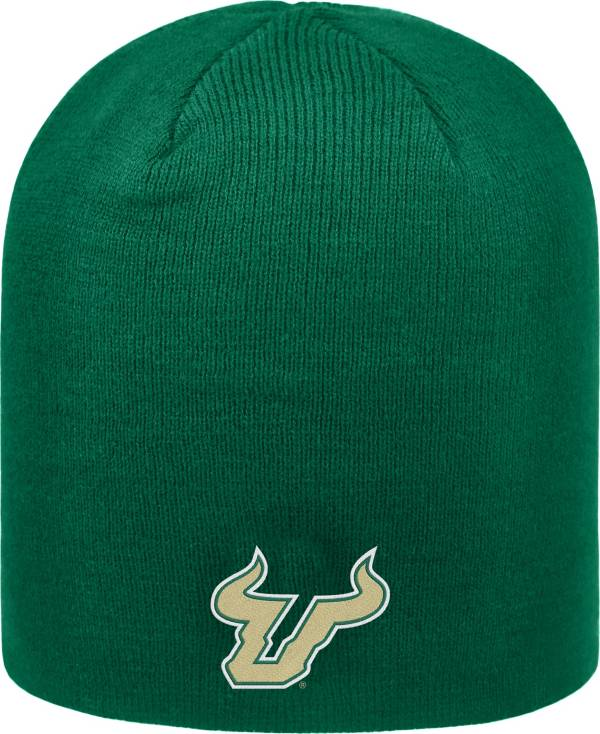 Top of the World Men's South Florida Bulls Green TOW Classic Knit Beanie product image
