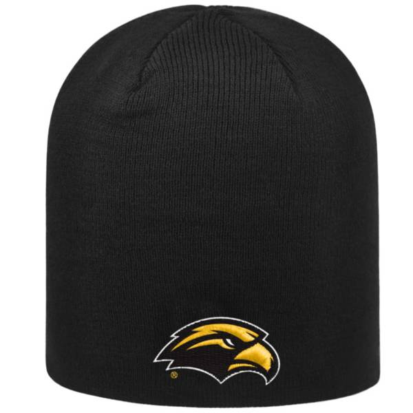 Top of the World Men's Southern Miss Golden Eagles Black TOW Classic Knit Beanie product image