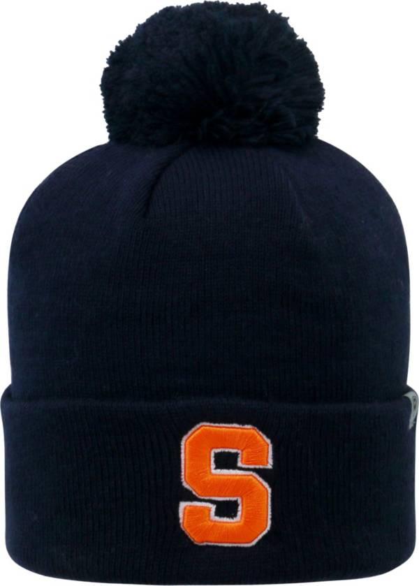 Top of the World Men's Syracuse Orange Orange Pom Knit Beanie product image